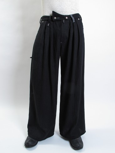 CYLINDER COLLECTION WIDE PANTS