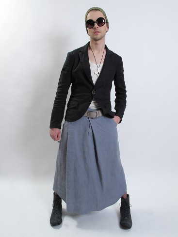 CYLINDER COLLECTION UNISEX SKIRT