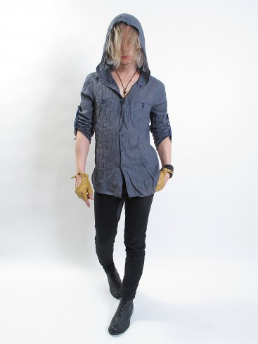 SUPERSOFT HOODED SHIRT