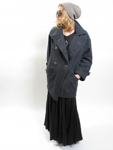 CYLINDER WARMER LINED COAT