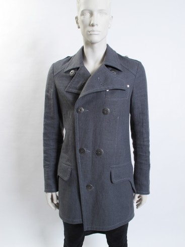 CYLINDER COLLECTION SUMMER COAT