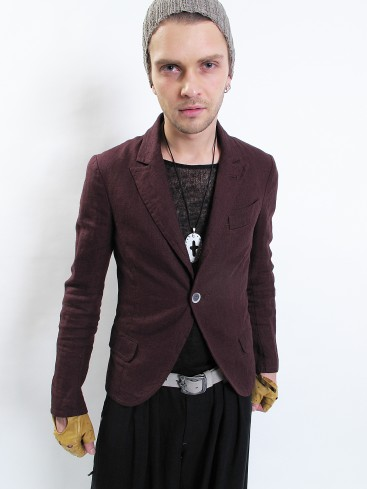CHAPLIN COLLECTION SLIM FIT JACKET
